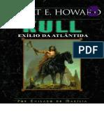 Livro - Kull Exilio na Atlântida