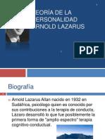 teoradelapersonalidadarnoldlazarus-120803213642-phpapp02