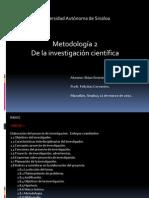 El Informe de Investigacion