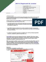 1231-Resgistrando Agenda Msd 10.3 by AESTOLENT