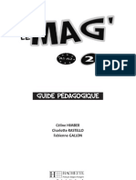 Guide Pedagogique Le Mag 2