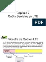 Capitulo 7- LTE Servicios y QoS