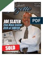 2013-08-08 Calvert Gazette