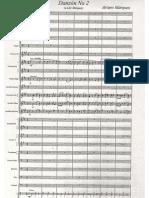 danzon nº2 arturo marquez score.pdf