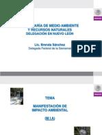 03 110525 Legislacion Impacto Ambiental Proteccion Ambiente Semarnat