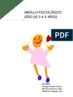 desarrollo niño