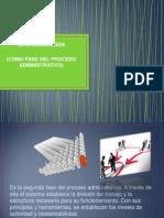 Presentacion de Organizacion