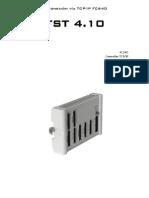 FST 4 Conexion TCP-IP