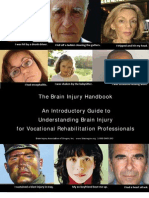Introductory Brain Injury Handbook  for V/R. Professionals