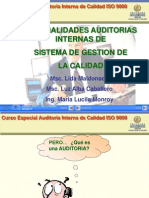 Auditoria Interna Iso 9000 My06