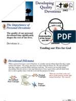The Importance of Personal Devotions.pdf