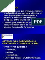 MEDOL-Iontoforesis