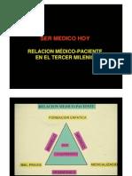 Ser Medico Siglo XXI