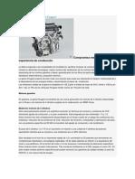 Tecnologías de motores Peugeot