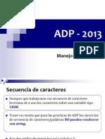 EP32013 Secuencia de Caracteres