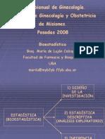 Estadistica en Diapositivas
