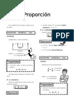 IV Bim - 2do. Año - Arit -  Guía 2 - Proporciones