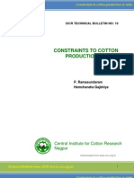 Constraint Cotton