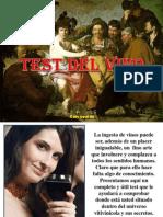 Test Del Vino