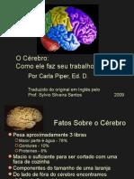 Mapeamento do Cérebro Segundo a Tecnologia PET e as Emoções