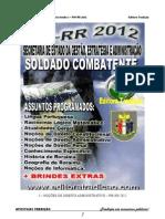 APOSTILA CONCURSO PM RR 2012 GRÁTIS - EDITORA TRADIÇÃO