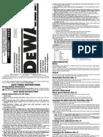 Catalogo Lijadora Dw