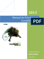 Manual Corel Draw x 3