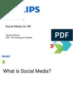 Social HR for RIL