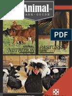 Animal Care Guide 2013 PDF Download