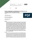 Sistema y Subjetividad la invisibilización de las diferencias entre las mujeres victima de violencia machista