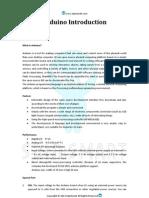 Arduino Starter Kit Tutorals 100-104