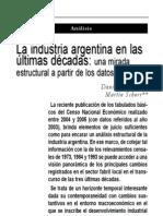 La Industria Argentina en Las Ultimas Decadas - Aspiazu-Schorr