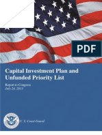 2013.07.24.Capital Investment Plan & Unfunded Priority List (1)