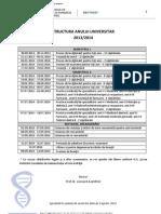 Structura an Univ 2013_2014 (1)