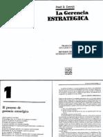 David, Fred-1988_la Gerencia Estrategica