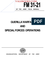 Guerilla Warfare & Special Forces Operations