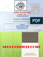Diapositivas- Mesa Redonda - Neurocisticercosis