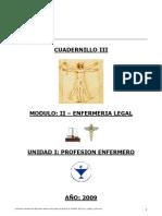ENFERMERÍA LEGAL