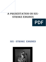 46955074 a Presentation on Six Stroke Engines
