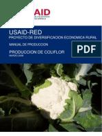 Manual de producción de coliflor