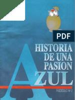 Historia de una Pasión Azul - Fasciculo 2