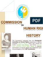 CHR and Napolcom_Group Report