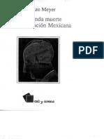 La Segunda Muerte de La Revolucion Mexicana001
