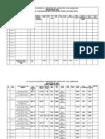 Ibr Fees Format