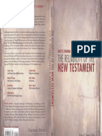 Stewart (Ed.) - The Reliability of the New Testament; Bart D. Ehrman & Dainel B. Wallace in Dialogue (2011)