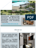 Top Quality Architectural 3d Rendering and Structural Steel Detailing to Global Clients