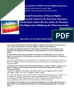 Human Rights Universal