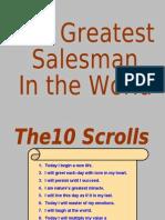 Greatest Salesman 1
