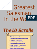 Greatest Salesman 1