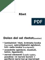 LUMBALEN RBET6